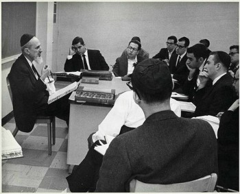 Rabbiner Joseph Soloveitchik