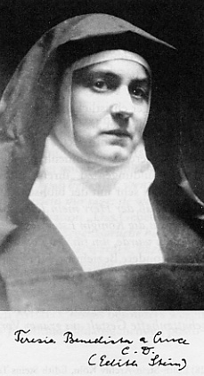 Edith Stein in Köln